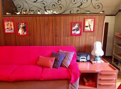 A casa di Stella - Cesana Torinese - Huoneisto