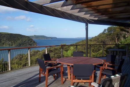 Private Paradise by the Sea - Sandspit - Haus