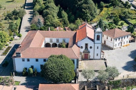 Monastery in north of Portugal - Château