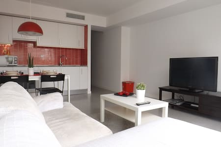 Cozy Apartment+parking+wi-fi - Valencia