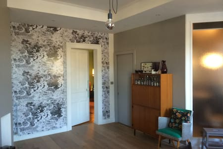 pretty apartment in city st claude - Leilighet