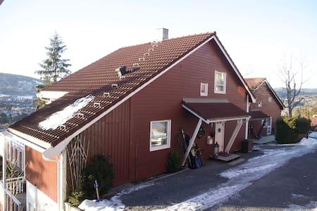 Charming house 20 minutes from Oslo - Bærums Verk - Villa