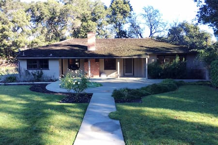 Charming Guest House in Private Setting - Atherton - House