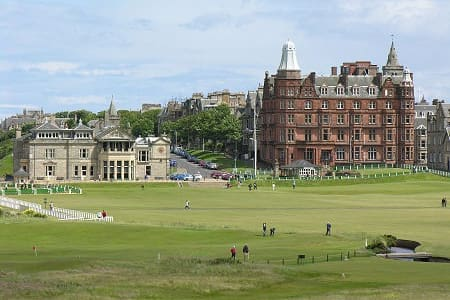 Townhouse - central St Andrews GOLF - Hus