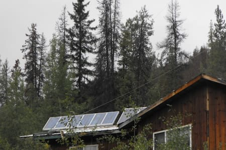 Gold Mine cabins for rent or own - Bulkley-Nechako C - Cabin