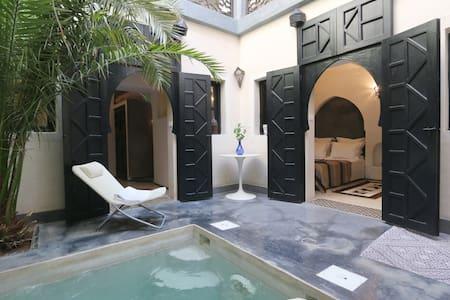 RIAD HEART OF MEDINA - WHOLE RENT - Marrakesh - Casa
