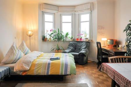 Gemütlich in einer Villa :) 25 qm - Lägenhet