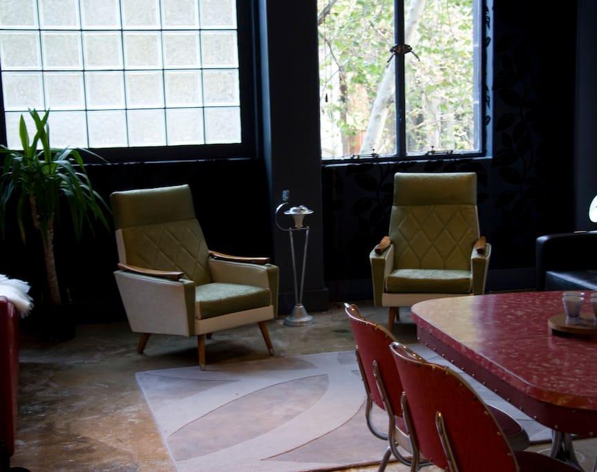 Elegant + Spacious Original Art Deco Block