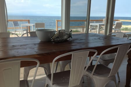 3BR Luxury Beach House sleeps 10  - Wading River - Casa