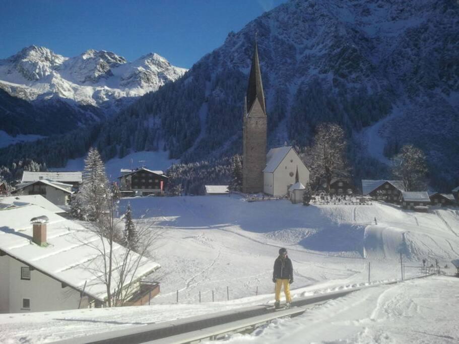 Haus Bernadette in Kleinwalsertal3