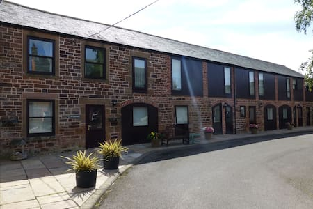 THE COACH HOUSE, Nr Silloth, Solway Coast - Talo