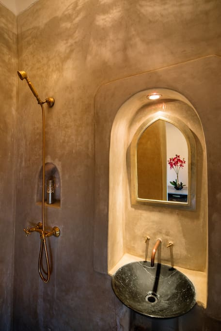 Your private ensuite shower room