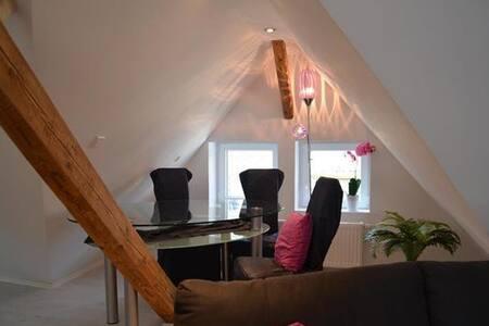 Moderne 90m² Wohnung 2 geschossig - Kirchberg (Hunsrück) - Apartment