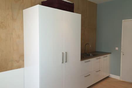 Studio L in citycentre Meppel - Meppel - Apartment