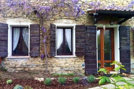 Dog Friendly Country House - Castelcucco - Talo