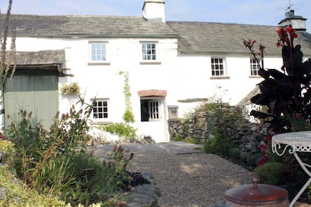 Luxury self catering cottage for 2 with log burner - Cartmel - Casa