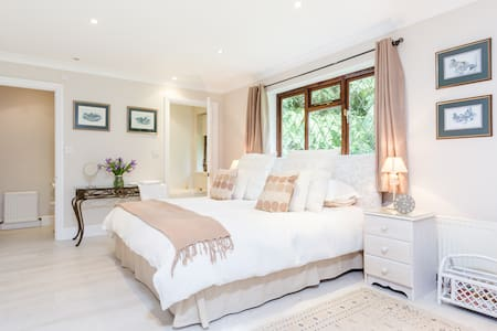 Elegant private annexe bedroom - Cobham - Casa