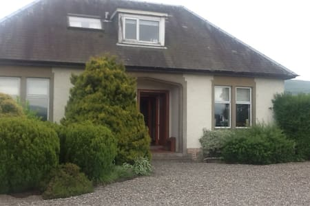 Applegarth - Self catering cottage - Stirling - Huis