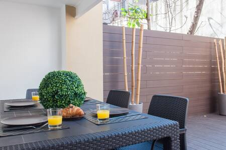 Comfort Terrace Design