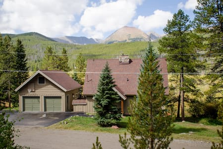 Charming Blue River House minutes from Breck - Dom