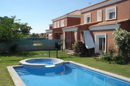 Aragoneses 18 Casa de Vacaciones - Barcience - Chalé