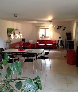 House 110qm - 2 bedrooms in Munich South - Rumah