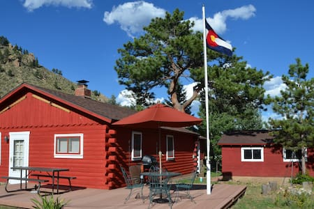 Cozy Cabin in The Colorado Rockies - Larimer County - Cabanya