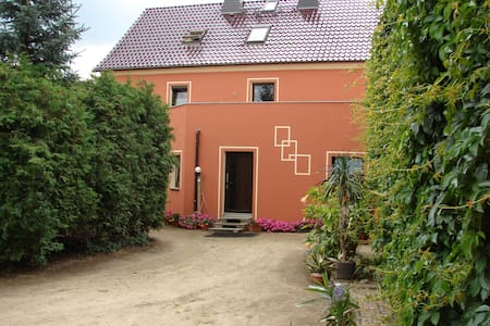 Explore the east of Germany - Hohenleipisch - Appartement