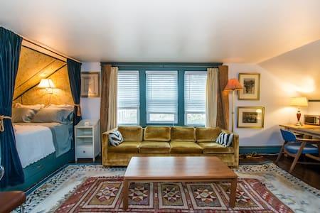 Cozy loft in Providence - Çatı Katı