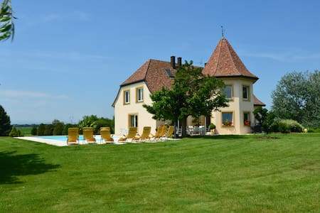 Domaine Thierhurst B&B****, Pool - Bed & Breakfast