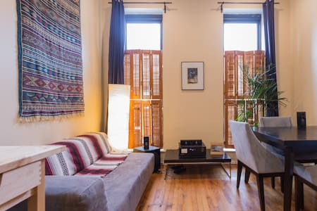Spacious & Sunny 1BR in Ft. Greene