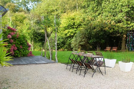 Cottage 4 km beache & Perros Guirec - House