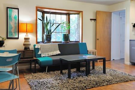 Spacious studio in the hills. - San Rafael - Apartment