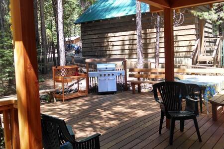 Cedar Cottage Retreat, Wawona CA - Cabin