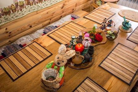 Усадьба с баней в Пуще - Брест - Rumah