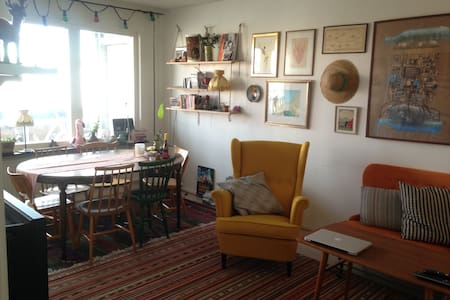 Charming 2-room apartment in Gothenburg Centre - Apartment