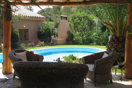 small villa with private swimming  - Costa Rei