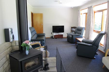 Kainui Cottage- Home stay on a farm - House