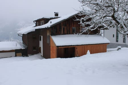 The Old Farmhouse,Vandans,Montafon - Rumah