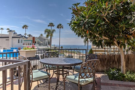 Flower Street Getaway by the Sea - Newport Beach - House