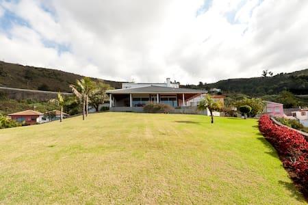 Villa vistas mar y montaña - El Sauzal - Willa