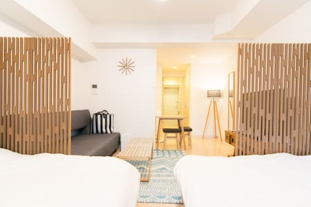 NEW OPEN★Luxurious Apt.@Yokohama/China Town#ES95 - Byt
