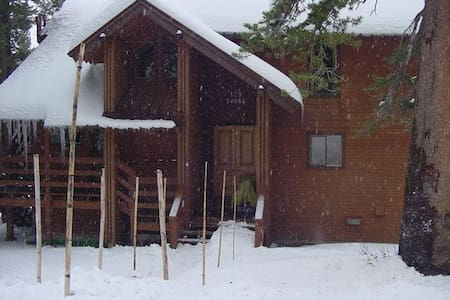 Iron Mountain House At Kirkwood  - Ház