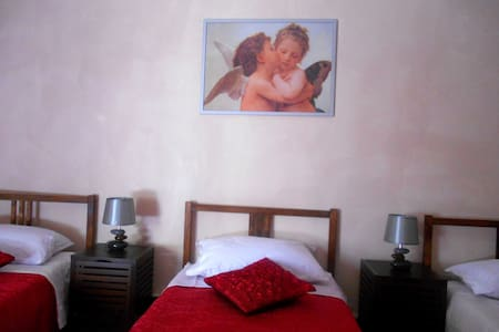 dormitory room bed 2 - Roma - Apartment