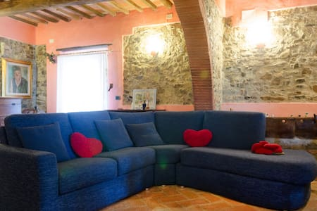 Country Home in maremma  vista mare - Castagneto Carducci