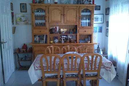 Casa en pueblo a 7 min de Segovia - House