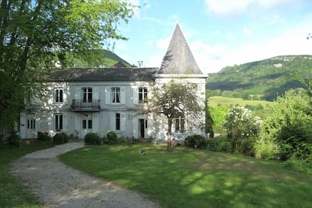 B&B - - Nans-sous-Sainte-Anne - Bed & Breakfast