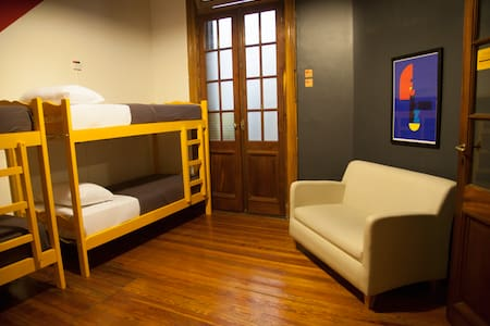 Habitación compartida en FELIZ Haus - Schlafsaal