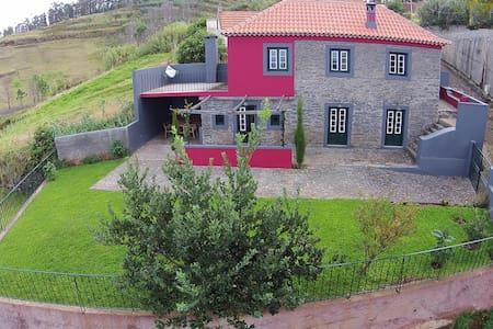 Casa Morgado COTTAGE NATURE LEVADAS - House