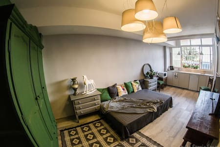 Precioso estudio suite en la mejor zona. - Apartment